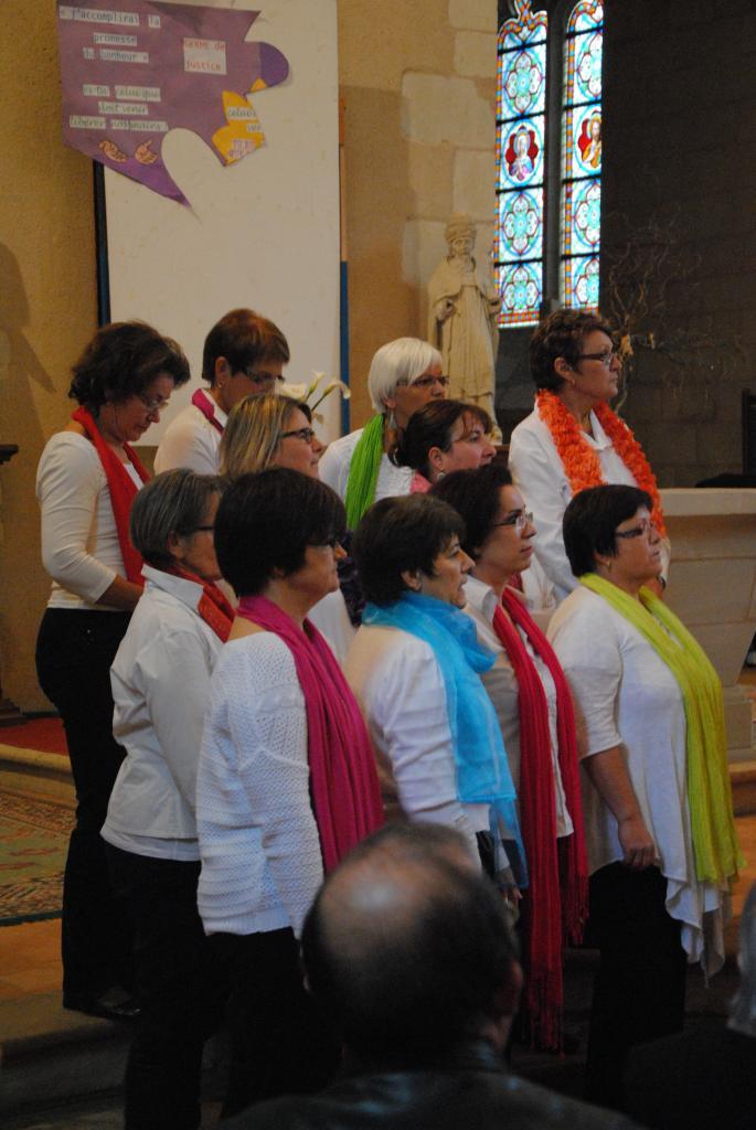 Concert Eglise de Brain 09-12-2012